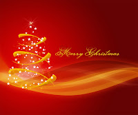 Tablet PC Christmas Wallpaper