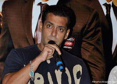Salman at the event
