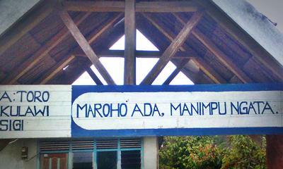 Desa Toro, Kulawi