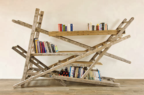 Innovative Bookshelves and Coolest Bookcases (15) 3
