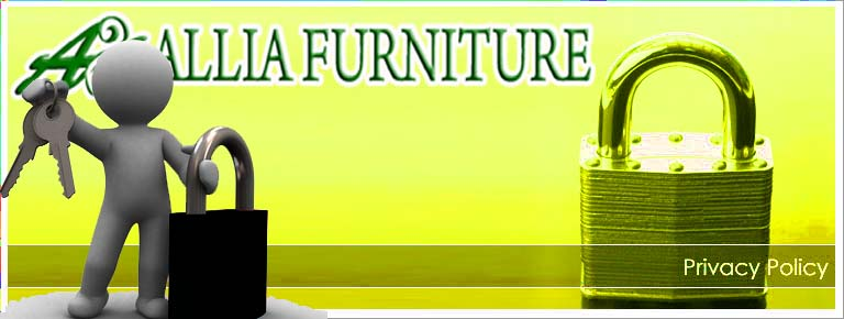 Privacy Policy Allia Furniture