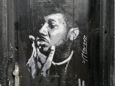 Spuistraat Graffiti