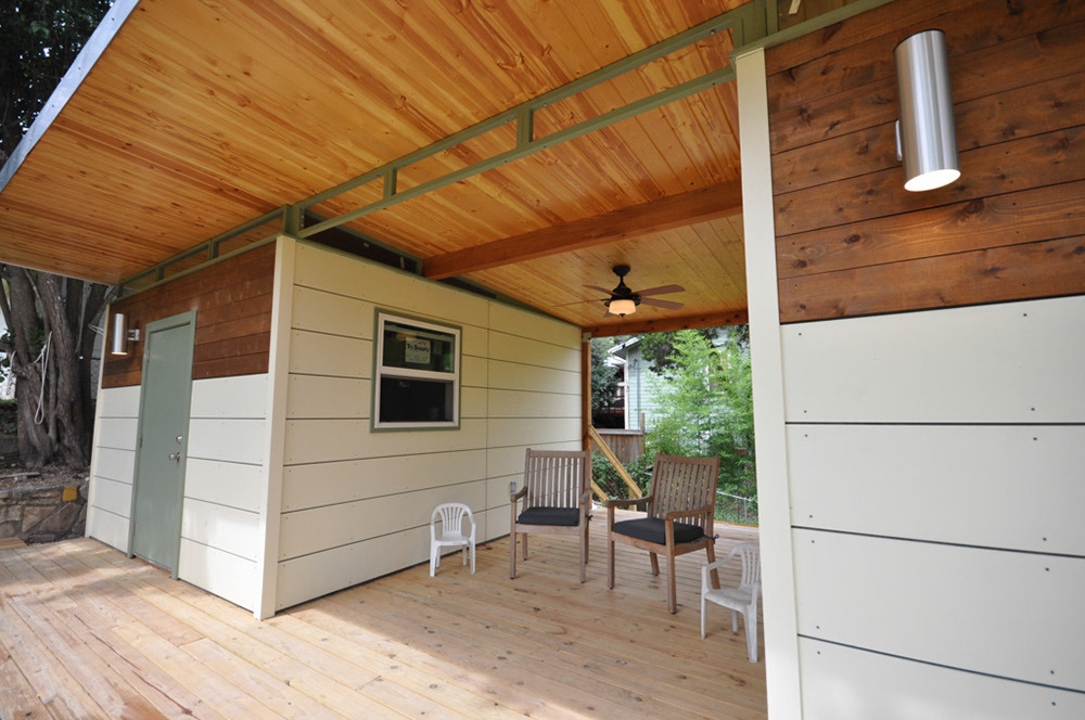 Small prefab homes prefab cabins prefab cabins studios for Prefabricated studio