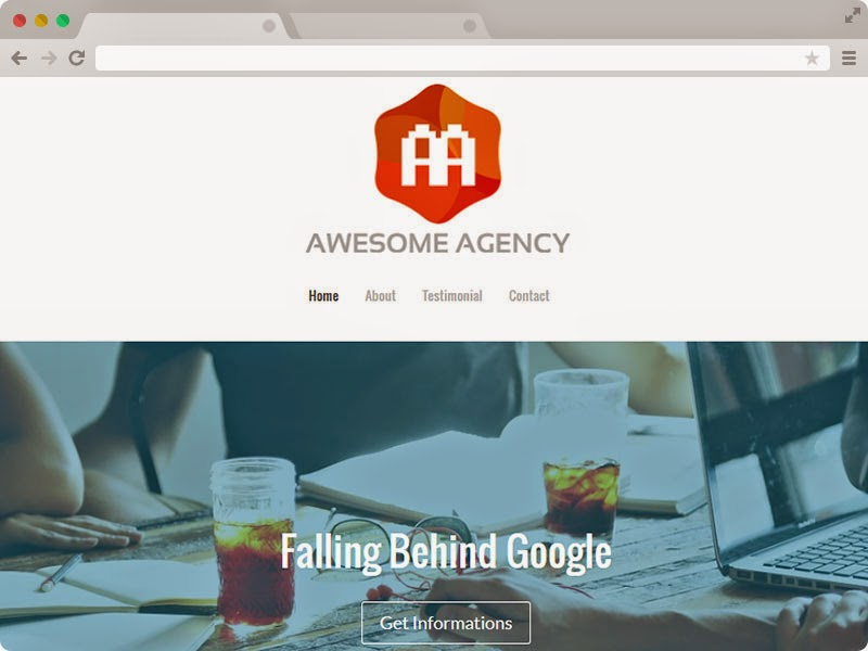 Technext | Agency – Free HTML5 Agency Website Template Download