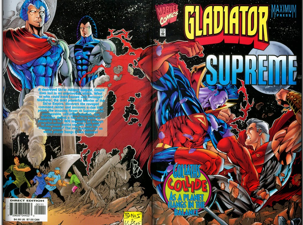 Gladiator Supreme Cover