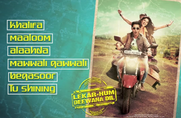 Online Watch Lekar Hum Deewana Dil (2014) Full Hindi Movie Free Download