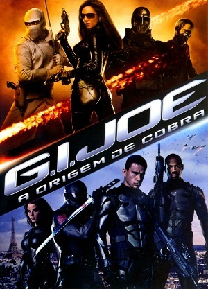 Filme G.I. Joe - A Origem de Cobra Blu-Ray 2009 Torrent