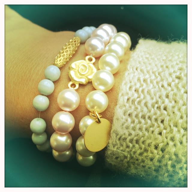 DIY Das mach ich selber! DIY Armband aus Perlen