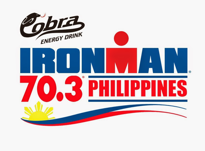 Cebu Ironman 70.3 race course