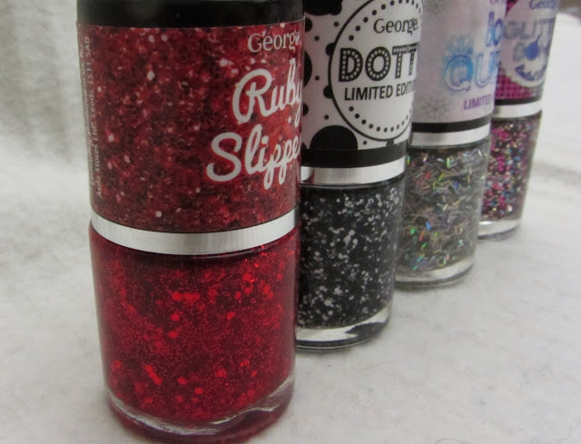 George_Limited_Edition_Glitter_Polishes