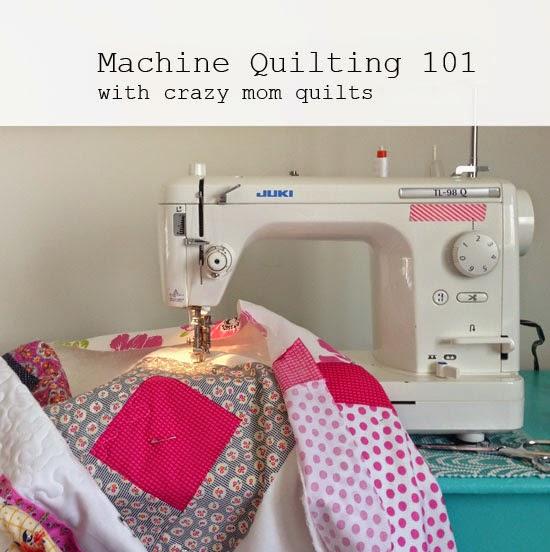 crazy mom quilts: Machine Quitling 101: batting : best batting for machine quilting - Adamdwight.com