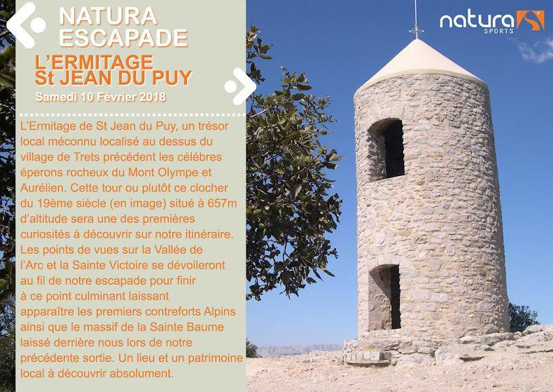 Ermitage de St Jean du Puy