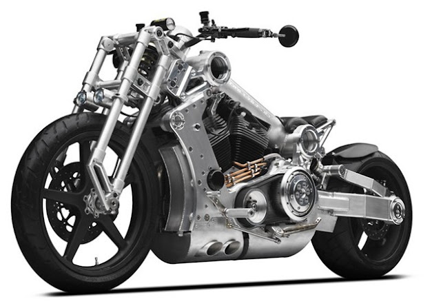 Confederate Motorcycles P120 Fighte