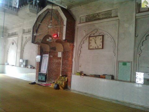Anjuman Masjid - Varanasi - UP 2