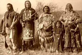 Il Genocidio degli Indiani d'America