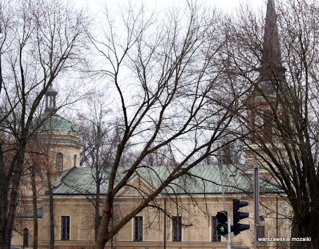 Warszawa kościoły Warsaw cerkiew Puławska Mokotów
