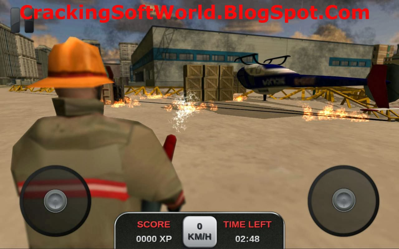 3D Firefighter Simulator Games