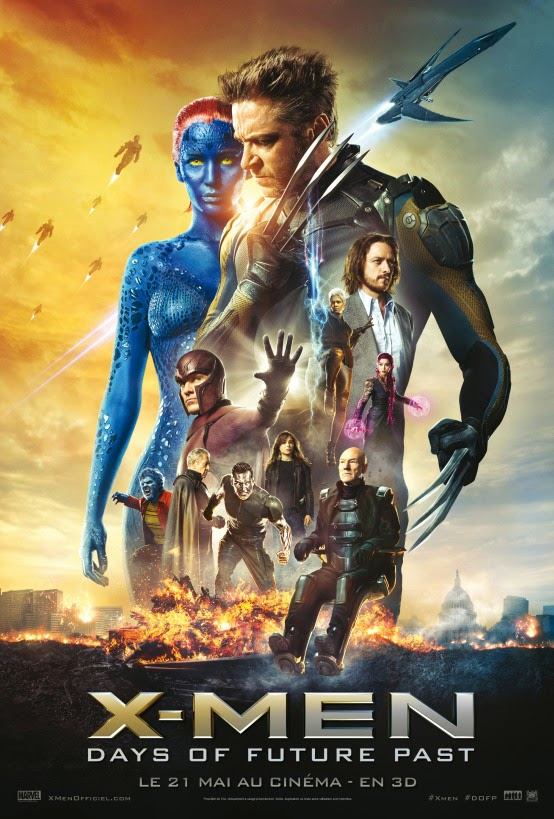 Regarder X-Men: Days of Future Past en streaming - Films Streaming