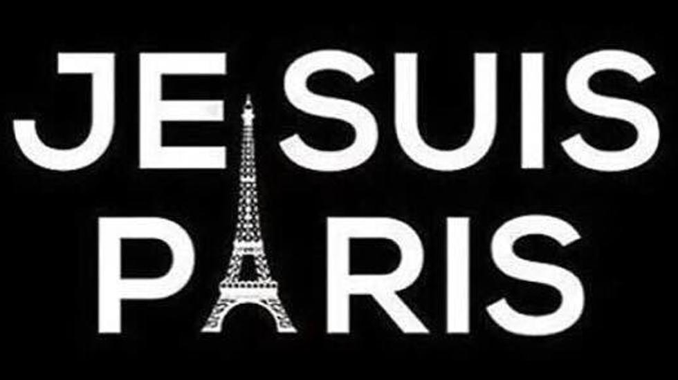 ¡¡JE SUIS PARIS!!