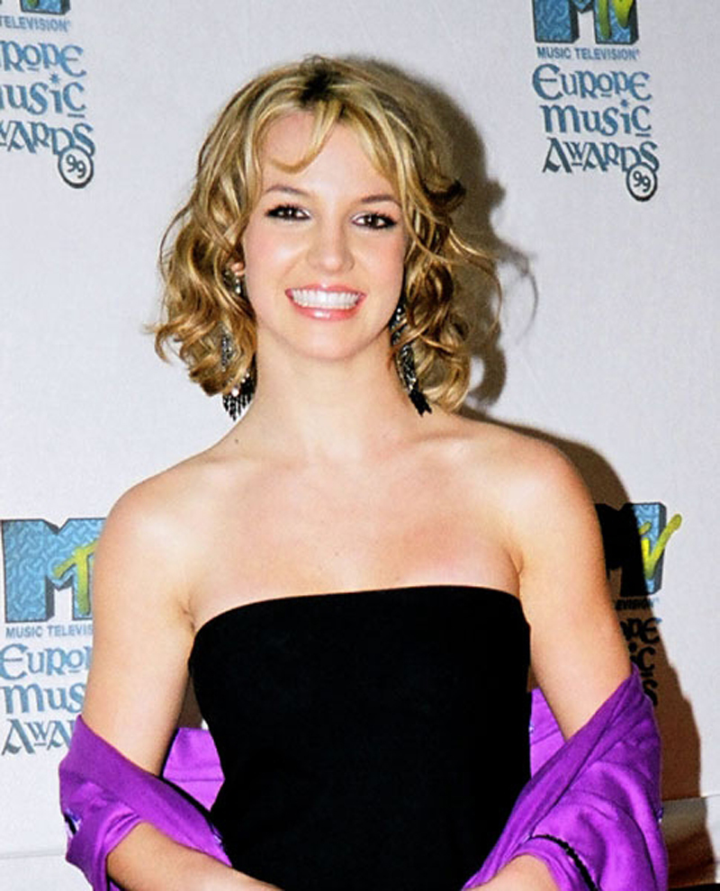 Celebrity Hairstyles - Britney Spears 17