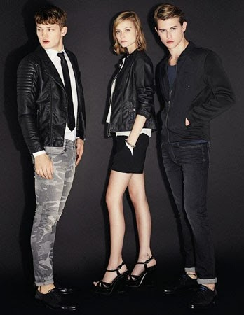 El Corte Inglés primavera 2014 moda Formula joven