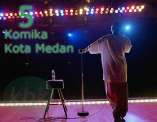 komika stand up comedy medan