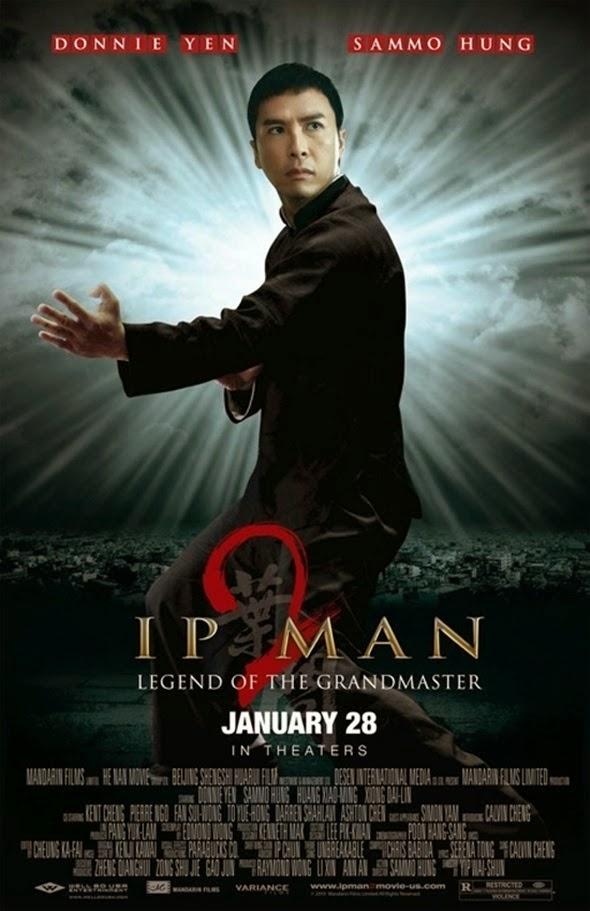 Ip Man 2 Legend of the Grandmaster ( 2010 ) ยิปมัน เจ้ากังฟูสู้ยิปตา 2
