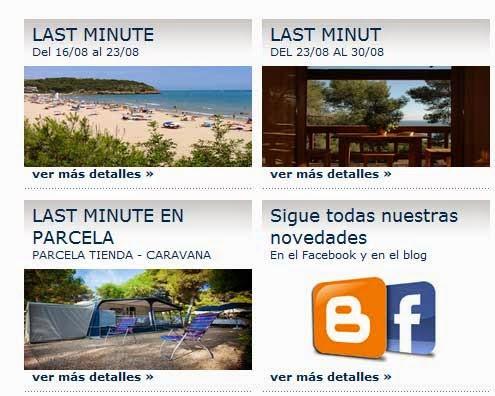 Web Camping Torre de la Mora