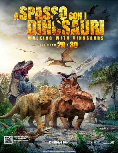 ver Walking With Dinosaurs (Caminando entre dinosaurios) (2013) Online