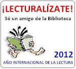 2012 Año Internacional de la Lectura