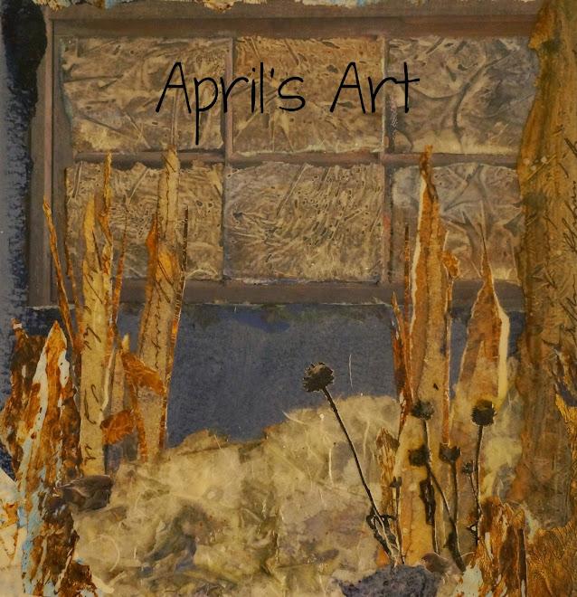 april's art