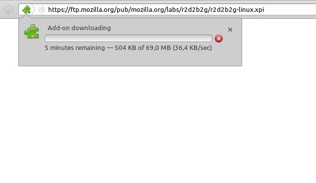 Mengunduh Firefox OS Simulator