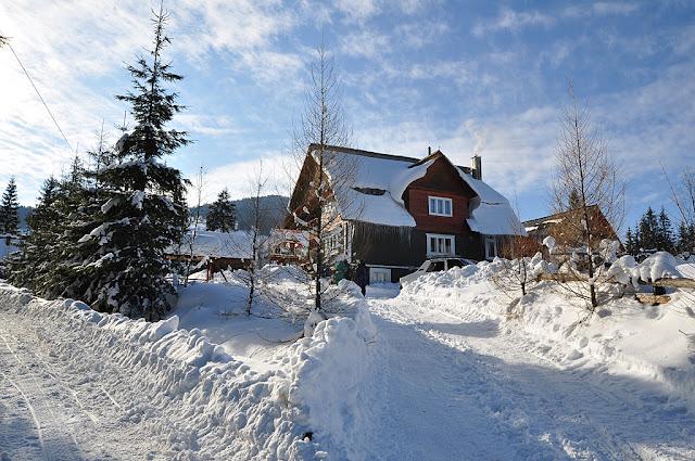 Casa Dorina Arieseni