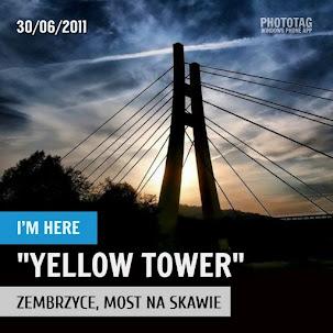 """Zembrzyce - """"Yellow Tower"""" (2011)"""