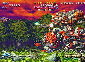 Blazing Star arcade game portable download free