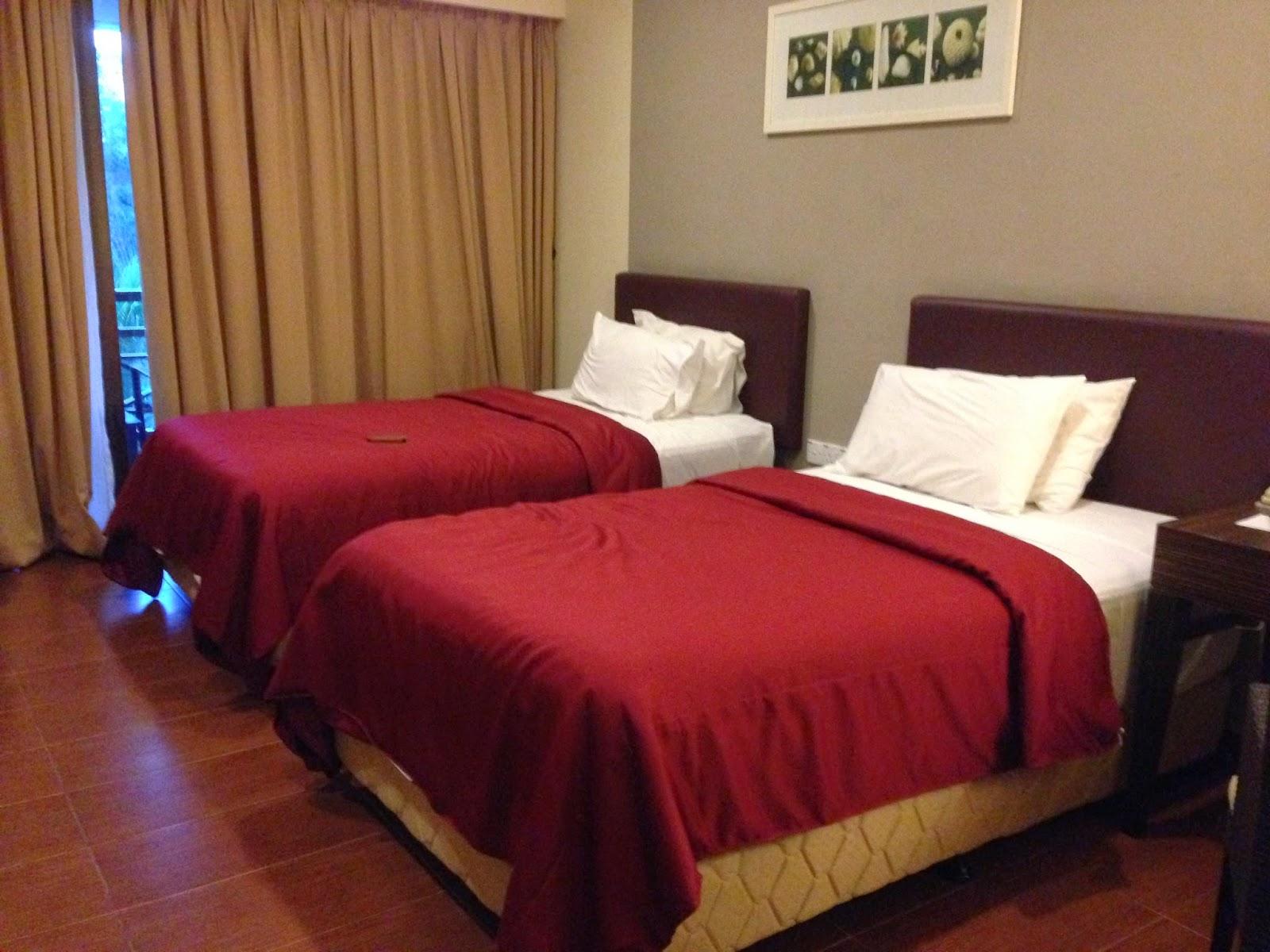 Superior room The Legend Cherating