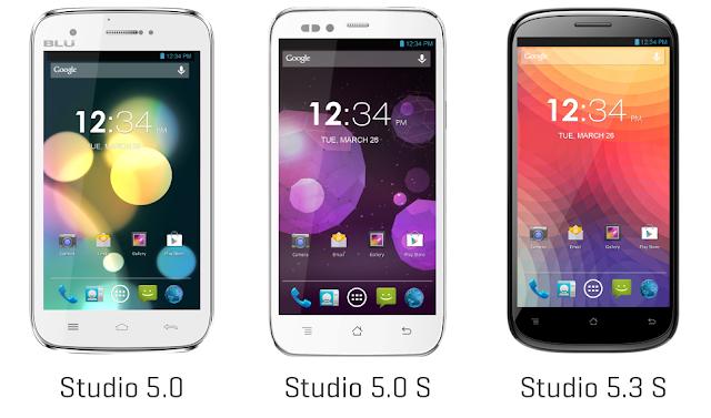 Blu Studio Smartphone