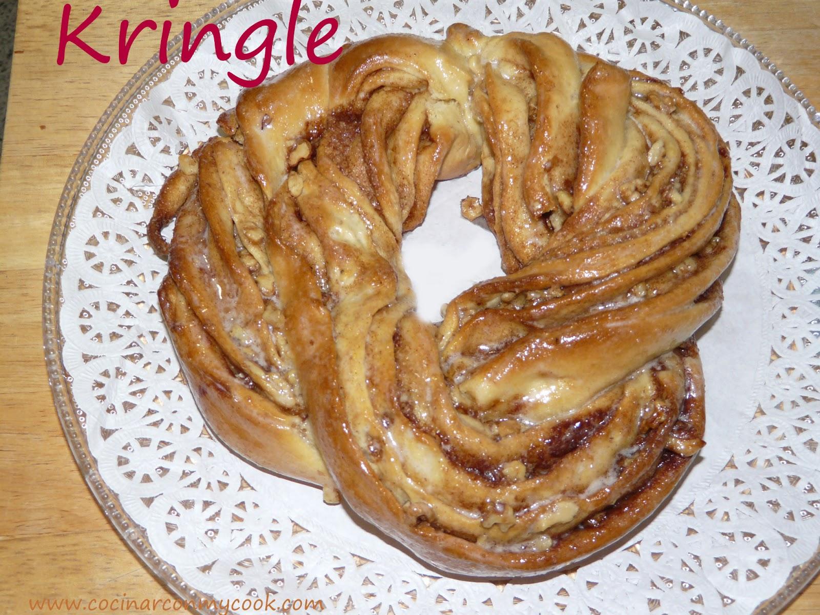 ... kringle kris kringle bread pudding klippekrans kringle bakst tine no