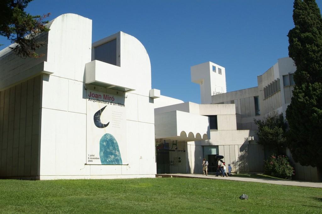 Space72: Fundació Joan Miró