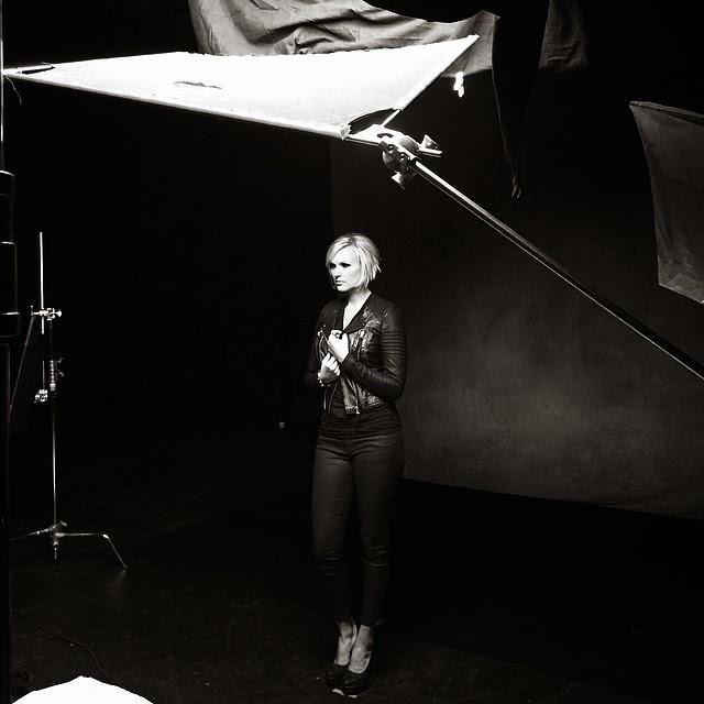 Sanna Nielsen: EUROVISION ADDICT: New Video: Undo