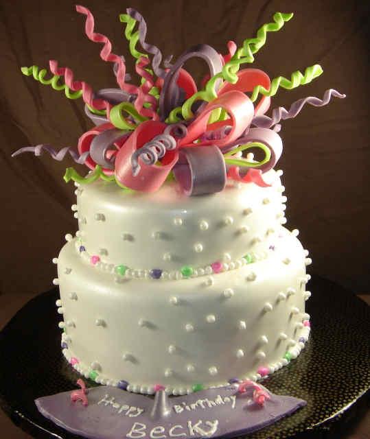 Beautiful Custom Birthday Cakes Birthday Cakes Ideas