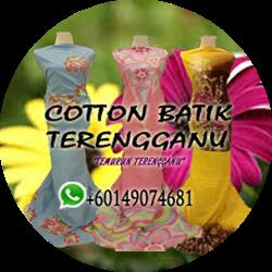 Cotton Batik Design Cantik