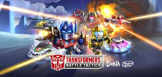 Download Transformers Battle Tactics Android Game