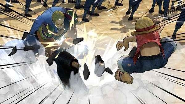 One Piece Pirate Warriors 3 PC Full Español