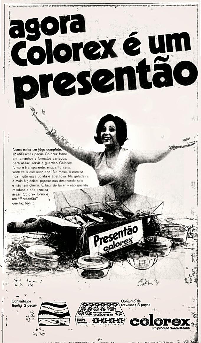 propaganda na década de 70; Brazil in the 70s; História dos anos 70; Oswaldo Hernandez; Reclame anos 70.