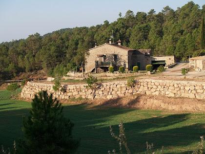 La masia de Cal Becs
