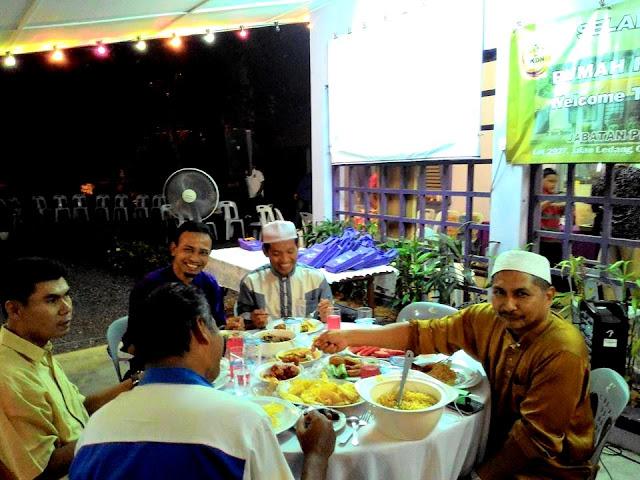 Iftar Parol Dan Perkhidmatan Komuniti WP Kuala Lumpur