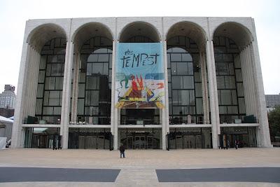 Le Metropolitan Opera, New York