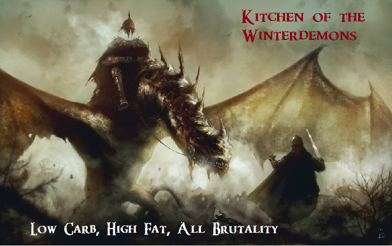 Kitchen of the Winterdemons