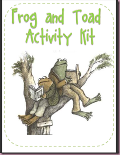 photograph about Frog and Toad Are Friends Printable Activities identified as Spring Guide 3: Frog and Toad - Mother Envy